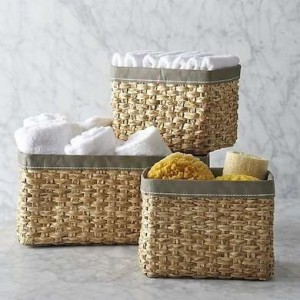 Storage Totes for Small Bathrooms