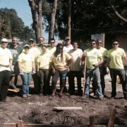 Barton Malow Company volunteers