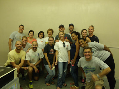 RESTORATION CHURCH PORT ORANGE - VOLUNTEERS