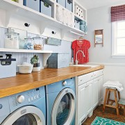 Laundry Room from Better Homes